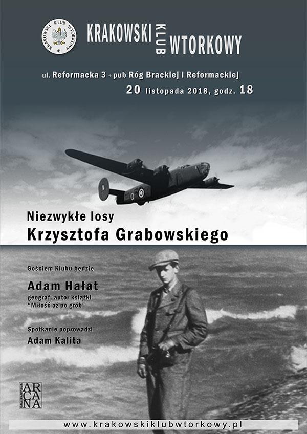 Niezwykłe losy Krzysztofa Grabowskiego