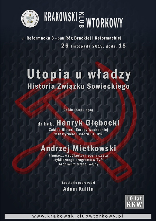 Utopia u władzy. Historia Związku Sowieckiego