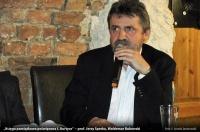 Księga pamiątkowa poświęcona prof. Januszowi Kurtyce. - kkw 80 - 25.03.2014 - j.kurtyka ksiega pamiatkowa 004